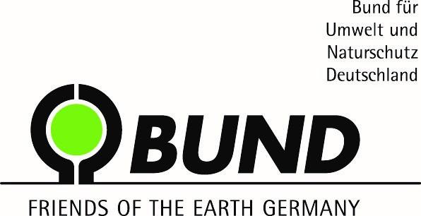 Bund für Umwelt und Naturschutz Deutschland (BUND) e.V.